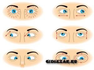 Фрилансерам и копирайтерам - гимнастика для глаз
