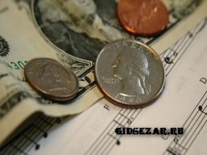 Заработок в Интернете на музыке и еще один