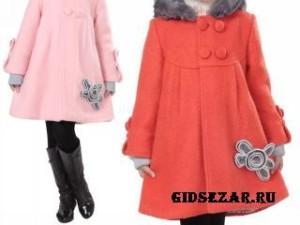 Подбираем пальто для дочки