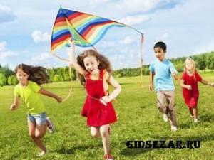 Чем занять ребёнка летом?