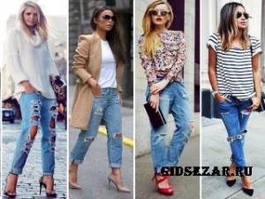 Джинсовая мода: актуальные тренды 2017 года