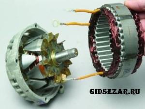 Самостоятельная диагностика и ремонт автомобильного генератора