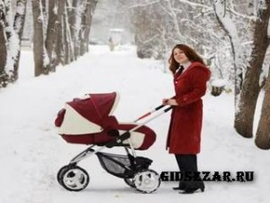 Рейтинг популярных зимних колясок для новорожденных