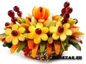 фруктовые букеты заказать