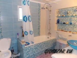 Какая плитка подойдёт в ванную: керамика, керамогранит, клинкер?