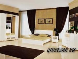 Купить спальный гарнитур в нужном стиле очень просто