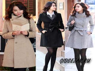 Женское пальто - для погоды и дождя